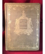 Peter And Wendy - J.M. Barrie - First American Edition 1911 - $445.90