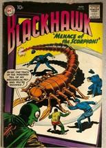 BLACKHAWK #146 (1960) DC Comics VG+ - $14.84