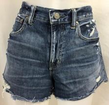 "Polo Ralph Lauren Distress Jean ""Crosby"" Shorts, Women's Size 28 - $42.74"