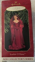 Hallmark SCARLETT O'HARA Ornament GONE WITH THE WIND with Box image 1