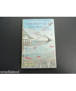Tom Swift And His Sonic Boom Trap #26 Boys Series Adventure - $9.99