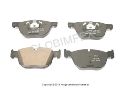 BMW X5 X6 (2014-2019) Brake Pad Set FRONT GENUINE + 1 YEAR WARRANTY - $280.75