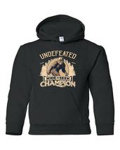 Bigfoot Undisputed Hide and Seek Champion Kids Hoodie - $20.70+