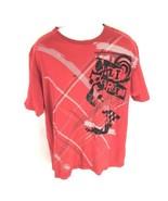 OP Men's Red T-Shirt XL - $14.84