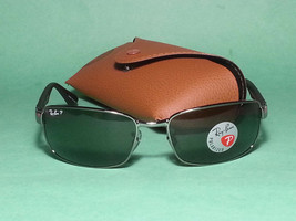 Ray-Ban RB3478 Polarized Men Sunglasses New with Case - $192.06