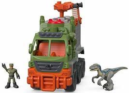Fisher-Price Imaginext Jurassic World, Dinosaur Hauler Playset - $79.00