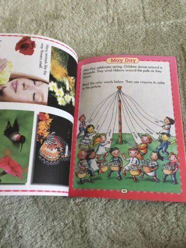 NEW Time For Kids Ready Set Summer On Your Way To 1st Grade Workbook image 4
