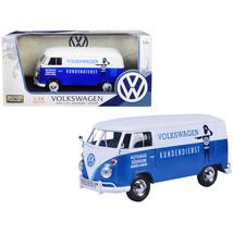 Volkswagen Type 2 (T1) Delivery Van Autohaus Sudekum Kundendienst Candy ... - $33.01