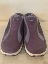 Cole Haan Slip On Sneakers Walking Gardening Purple Women's Size 8 1/2B - $34.25