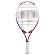 "Wilson Junior US Open Tennis Racquet, 23"" L - $14.63"