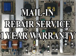 Mail-in Repair Service For Samsung BN44-00189A Power Supply 1 YEAR WARRANTY - $69.00