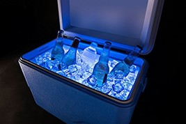 Cooler Brightz LED Light Cooler Accessory, Blue - $18.18