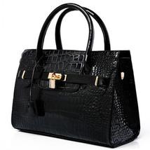 Hot Sale Good Quality Big Women Handbag Patent Leather Women Bag 2016 Brand Desi - $37.55