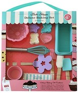 Handstand Kitchen Bake Shoppe 25-piece Deluxe Real Baking Set with Recip... - $45.11
