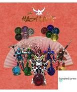 Ronin Warriors Yoroiden Samurai Troopers Demon Crystal Balls Base Stand ... - $10.77+
