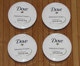 4 Pk Dove Intensive Cream Nourishing Care 2.53 oz each - $14.84