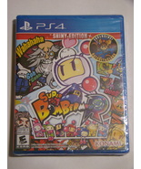 Playstation 4 - SHINY EDITION - SUPER BOMBERMAN R (New) - $35.00
