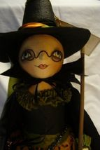 Bethany Lowe Willow the Witch by Robin Seeber image 5