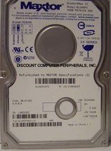 "Rare Maxtor 6L040P0 40GB 3.5"" IDE Drive Tested Free USA Ship Our Drives Work"