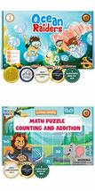 LogicRoots Number Counting, Sequencing and Addition Math Games and 6 Puzzles 53  image 5