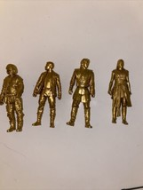 Star Wars Lot Of 4 Figurines No Weapons - $24.75
