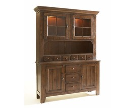 Broyhill Attic Heirlooms Rustic China Cabinet H... - $1,799.00