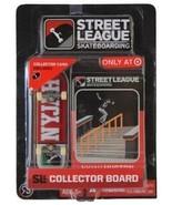 Street League Skateboarding Fingerboard - Nyjah Huston - [Brand New] Red - $64.99