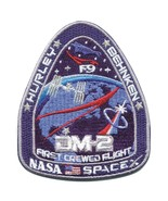 NASA SPACEX DRAGON DEMO MISSION 2 (DM-2) FIRST CREWED LAUNCH FROM THE USA - $14.99