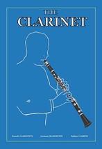 The Clarinet - Art Print - $19.99+