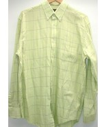 Bobby Jones Collection Mens XL Long Sleeve Button Down Shirt Woven In It... - $19.86