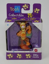 "Mattel Winnie The Pooh 3"" Mini Tigger Collectible Figurine  66611-97 NEW - $8.59"