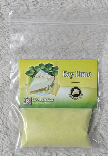 Dip Addiction Key Lime Dessert Mix For Your Dipping Pleasure