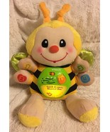 Touch And Learn Musical Bee VTech Baby Learning Developmental Music Plus... - $18.80