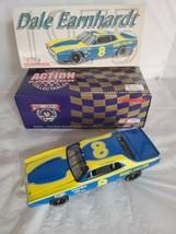 Dale Earnhardt Sr 1/24 #8 Action 1975 Dodge Charger Limited DWB Diecast ... - $49.49