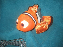 Disney Store Nemo Soft Plush Doll 9 inch. Brand New. - $11.87