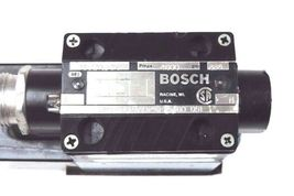 NEW BOSCH REXROTH 9810231276 CONTROL VALVE 081WV06P1V1014KE115/60 D51 W/ COIL image 5