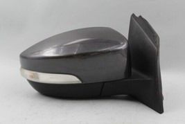 15 16 17 18 Ford Focus Right Passenger Side Gray Power Door Mirror W/SIGNAL Oem - $123.74