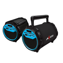 Axess Portable Bluetooth 2.1 Hi-Fi Loud Speaker w/Mic., SD,USB,AUX And F... - $102.95 CAD