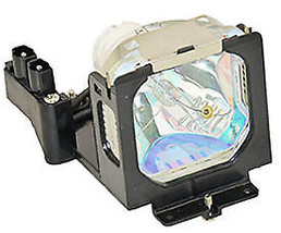 REPLACEMENT LAMP & HOUSING FOR SANYO PLC-XL20 (CHASSIS XL2000) LAMP & HO... - $125.49