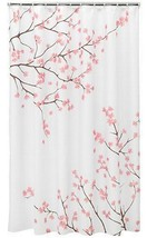 CHARMHOME 2017 Hot Sale Custom Cherry Blossom Shower Curtain Waterproof ... - $35.81