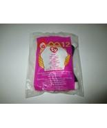 New McDonalds Ty Beanie Baby #12 Chip the Cat 1999 - $3.00