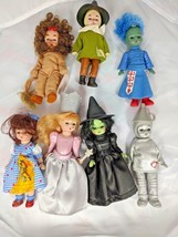 Collection MADAME ALEXANDER WIZARD OF OZ DOLLS McDonalds Dorothy Witch D... - $99.95