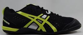 Asics Gel Fortius TR Men's Training Shoes Size US 9 M (D) EU 42.5 Black S334Y