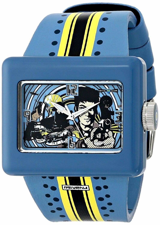 EOS New York Unisex REV01BLU Revenj Limited Edition Roma Violenta 9 Degree Watch