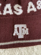 Texas A&M Aggies Cuffed Beanie Hat New Without Tags - $15.83