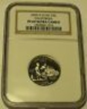 2005-S NGC CERTIFIED PROOF 69 ULTRA CAMEO CALIFORNIA STATE QUARTER - $19.58