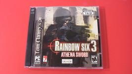 Rainbow Six 3: Athna Sword Expansion (Ubisoft, 2003) - $5.37