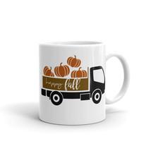 New Mug - Happy Fall Pumpkin Truck Mug - £8.52 GBP+