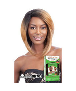 Model Model Deep Invisible L-Part Wig Synthetic Bob Hair -  Janica - $29.95