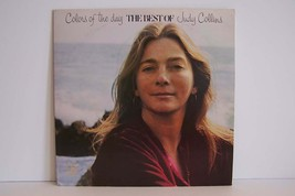 Judy Collins - Colors Of The Day The Best Of Vinyl LP Record Album  - $12.86